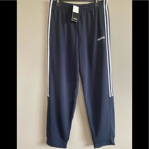 NEW Adidas Mens 3S Fitness Training Pants Jogger